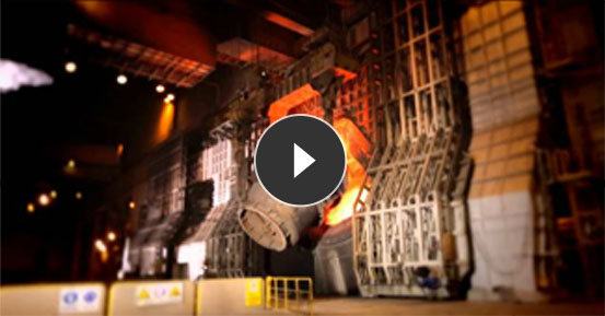 A Movie of the Steel Manufacturing Process (Gwangyang)